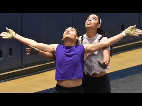 Oviedo High School Winter Guard 2020 WGI Tampa Semi Finals 2.22.20