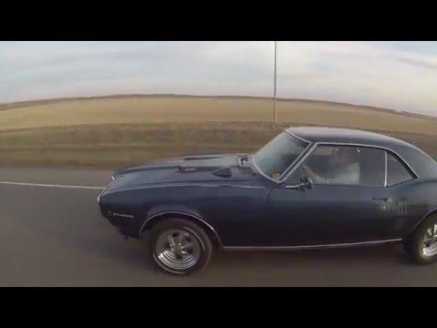 1968 Firebird Sprint Inline 6 Overhead Cam  (Attack Addict - Can