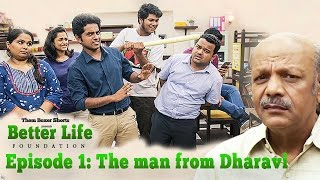 Better Life Foundation | Episode 1 | The Man from Dharavi | #LaughterGames thumbnail