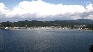 松江市北西部 島根半島の浦側 ぶらり見てある紀 (23-Sep-2012)