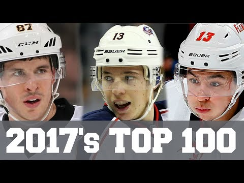 Top 100 NHL Players of 2017