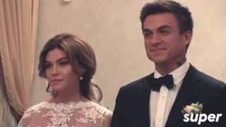 Влад Топалов женился на Ксении Данилиной