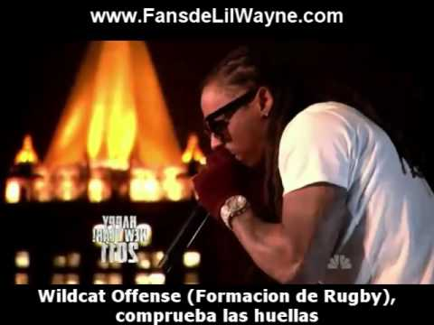 Lil Wayne - Right Above It (Subtitulada en español) New Years Eve