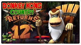 Let's Play DONKEY KONG COUNTRY RETURNS Part 12: Wipfel Kommunen Returns!