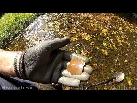 Garrett AT/pro River Relics (Corps Badge?) Spill the beans on my secret spot