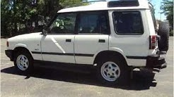 1997 Land Rover Discovery Used Cars Cincinnati OH