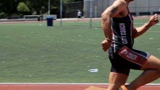 How to Become a Professional Sprinter | Sprinting