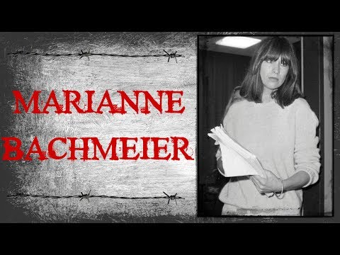 MARIANNE BACHMEIER │ ONE MOMENT IN CRIME