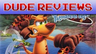Ty the Tasmanian Tiger - Dude Reviews