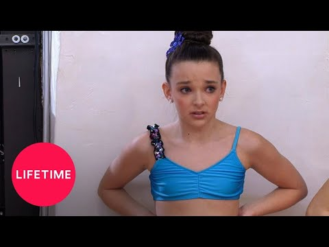 Dance Moms: Kendall Marks a Leap (Season 3 Flashback) | Lifetime