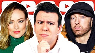 Download WHY People Are FREAKING OUT On Olivia Wilde, Eminem, Nick Cannon & What The IG Report REALLY Says... Mp3 and Videos