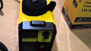 Сварочный аппарат инверторный EUROLUX IWM 250(Купить в интернет-магазине по выгодной цене ..., 2015-05-20T17:21:43.000Z)