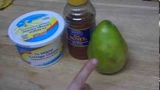 """How to Get Flawless Glowing Skin with Honey Beauty Homemade Face Mask"" ""Homemade Facial Masks"" Thumbnail"
