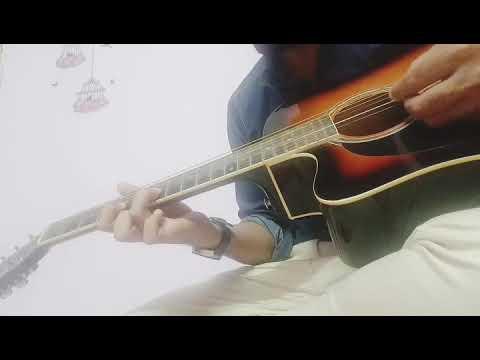 Phoolon Ka Taron Ka | Single String Guitar | Whatsapp Status | By The_musicworld