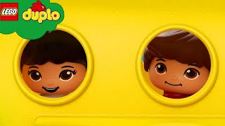 LEGO DUPLO - All Around the World | Learning For Toddlers | Nursery Rhymes | Cartoons and Kids Songs