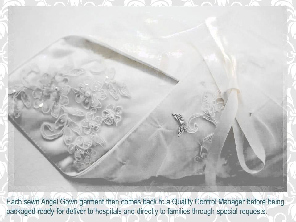 Angel Gowns Australia Inc. - YouTube