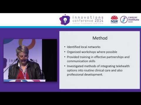 Integrating a multidisciplinary model of psychosocial care for cancer survivors - Catherine Adams