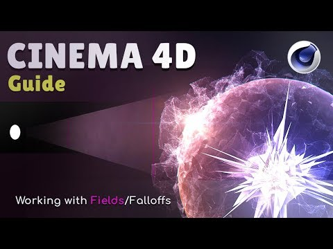 Download Cinema 4d R20 Tutorial Volume Disolve Effect With Fields