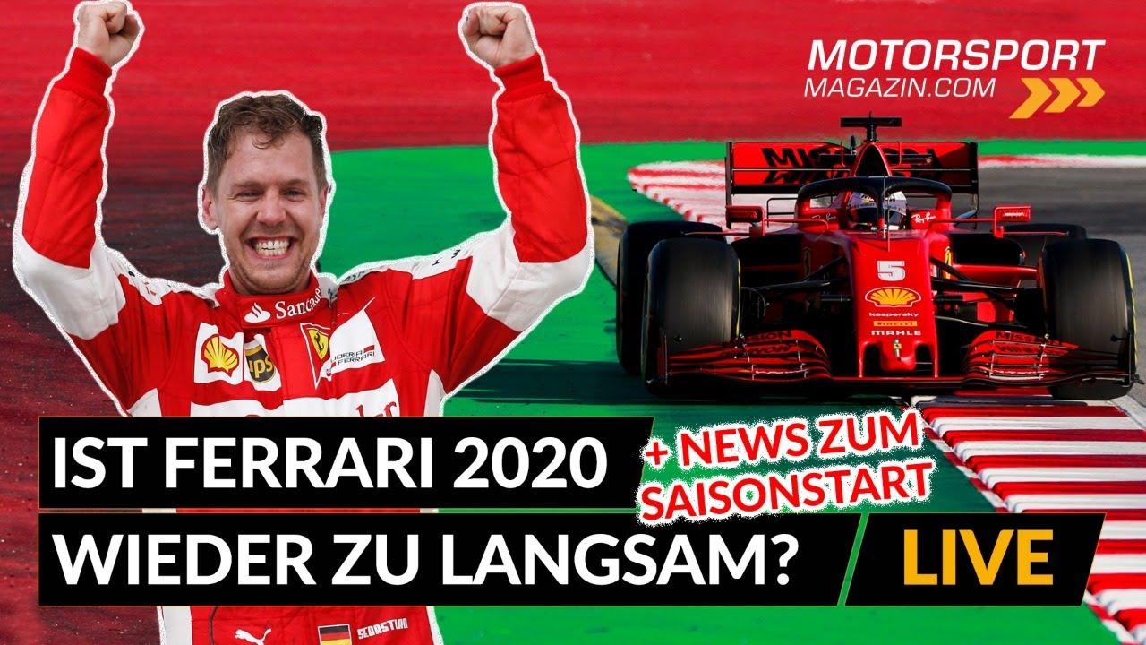 Ferrari zu langsam? Vettels WM-Chancen schon futsch?