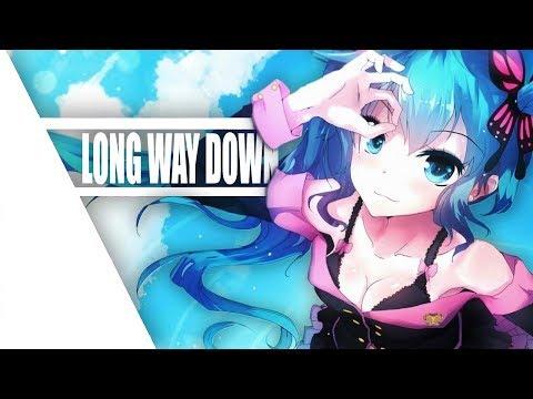 Nightcore - Long Way Down 「」by W&W x Darren Styles