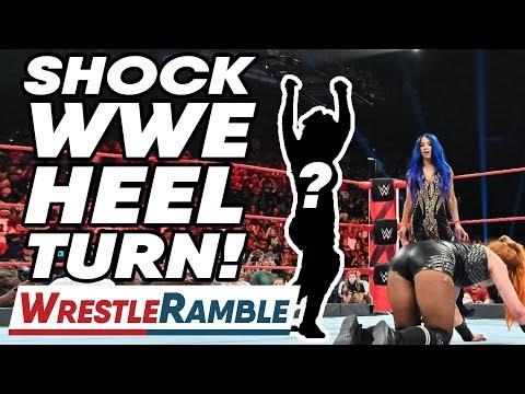 SHOCK WWE Heel Turn! WWE Raw Sept  2, 2019 Review | WrestleTalk's  WrestleRamble