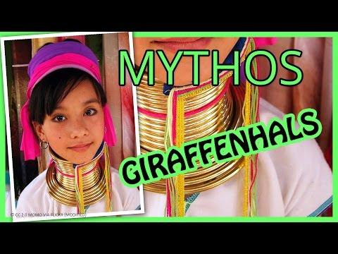 Menschenzoo & Genickbruch? Padaung - Mythos Giraffenhalsfrauen