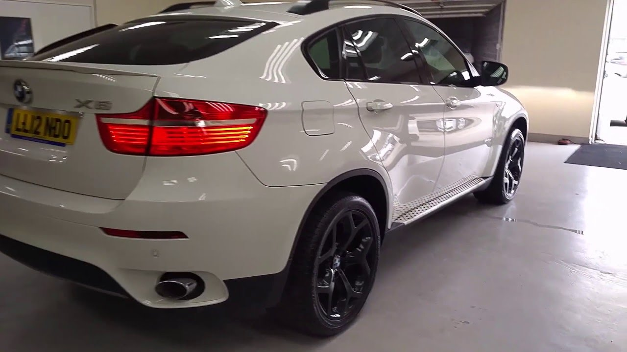 Bmw X6 M Sport For Sale In Cardiff Youtube