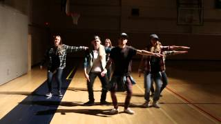Me Without You - Toby Mac /// Austroboy and Raelyn Harrison Choreography
