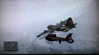 GTA 5 Epic Cargo Jet Helicopter