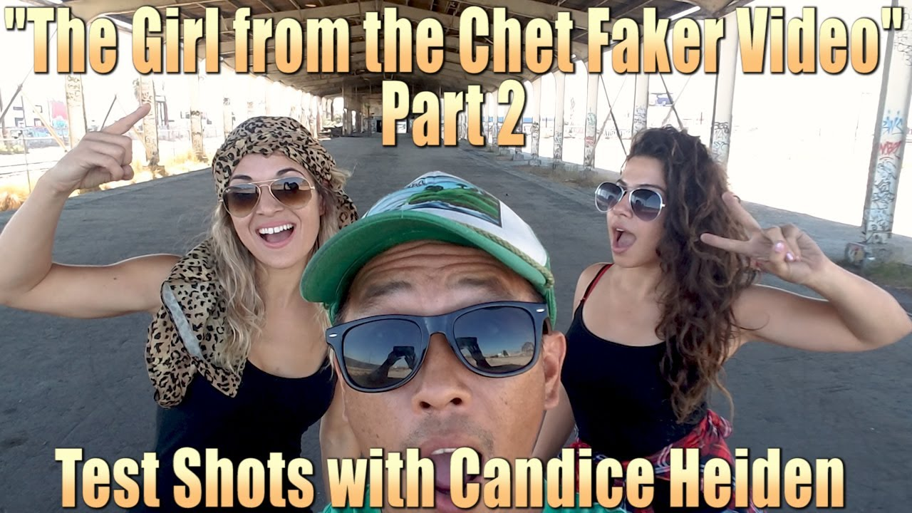 """""""Test Shots With Candice Heiden"""" - YouTube"""