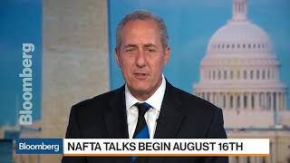 Ex-Trade Rep. Says U.S. Should Go Through WTO on Steel