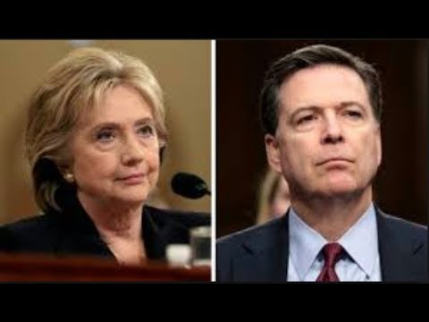 JAMES COMEY & HILLARY CLINTON GUILTY OF SIMILAR CRIMES!