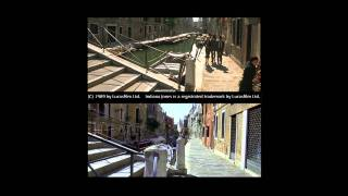 LOCATION VISIT: INDIANA JONES  AND THE LAST CRUSADE IN VENICE