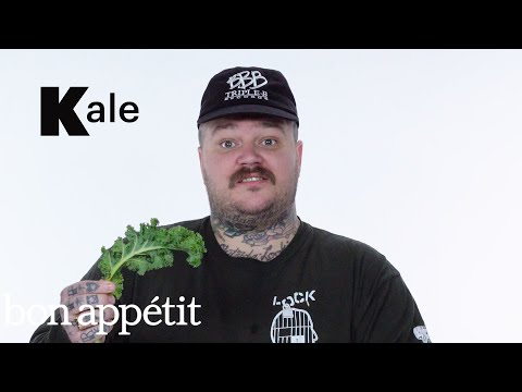 Food Tips from A-Z with Matty Matheson   Bon Appetit