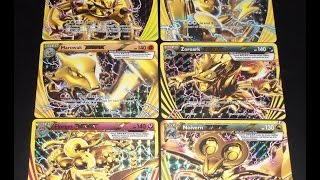 My ENTIRE Pokemon Card Collection 2016!