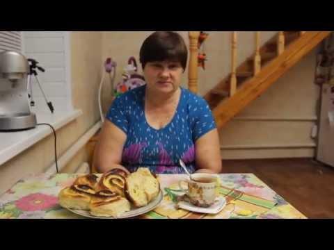 Сдобные булочки кулинарный рецепт с фото Чудо Повар