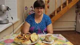 """Французская булочка """"Бриошь"""" - нежная и очень вкусная."""