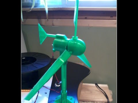 Revered image intended for 3d printable wind turbine