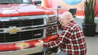 Carr Chevrolet Silverado Key to Love