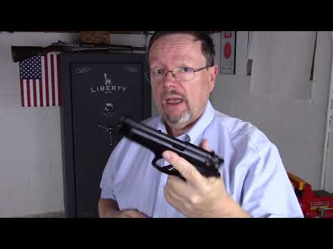 Beretta 92 concealed carry