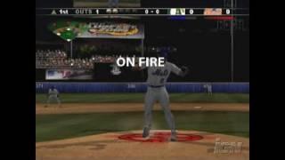 MLB SlugFest 2006 PlayStation 2 Gameplay - Beamed