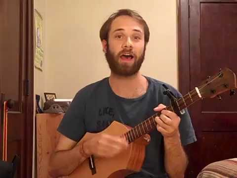 Somewhere Over The Rainbow Israel Kamakawiwoole Baritone Uke