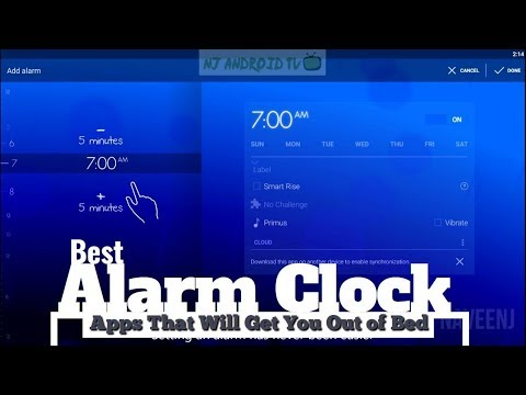 5 Best Alarm Clock Apps That Will Get You Out Of Bed