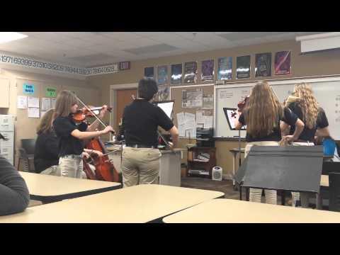 Avon Middle School North Ensemble