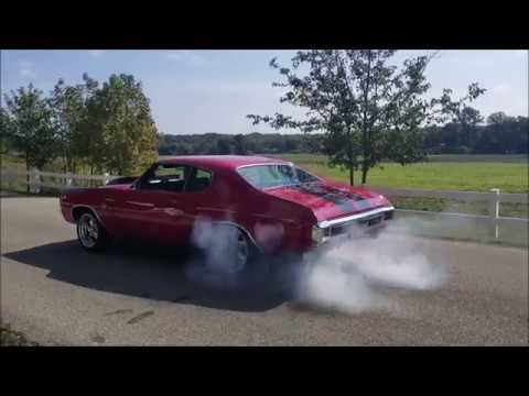 1970 Chevrolet Chevelle SS 454 Restomod Test Drive FOR SALE NO RESERVE CLASSICS