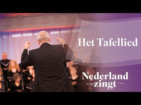 Nederland Zingt: Het Tafellied