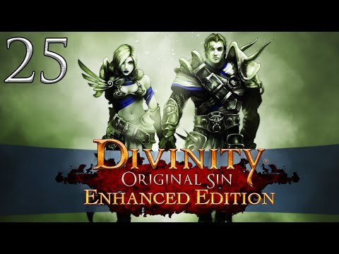 Let's Play ► Divinity: Original Sin Enhanced Edition Co-Op - Part 25 - Pirate's Office