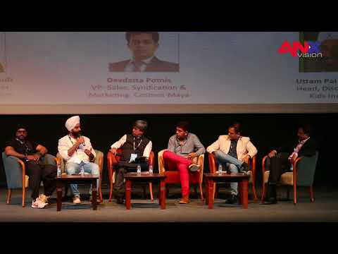SPARK Connect: Animation Panel - 2018, an animated year for the Indian industry?