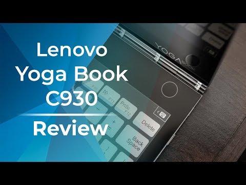 Lenovo Yoga Book C930 Review - PhoneArena