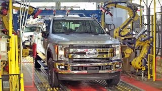 Ford F-Series (2017) PRODUCTION